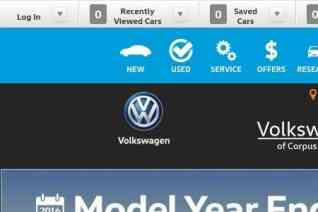 Volkswagen of Corpus Christi reviews and complaints