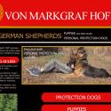 Von Markgraf Hof German Shepherds reviews and complaints