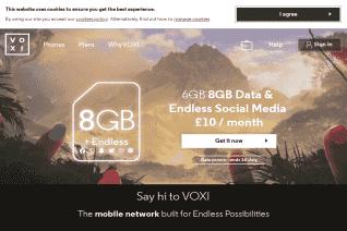 Voxi reviews and complaints