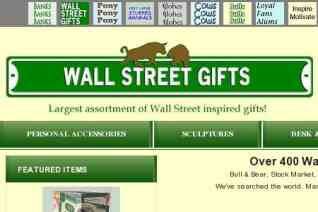 Wall Street Gifts reviews and complaints