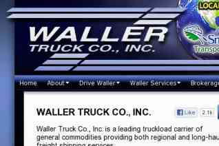 Waller Truck reviews and complaints