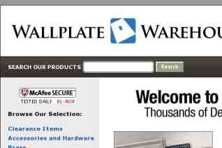 Wallplate Warehouse reviews and complaints