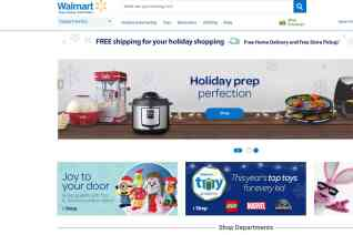 Walmart Canada reviews and complaints