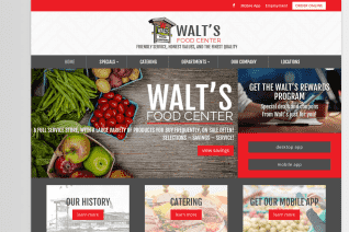 Walts Food Center reviews and complaints
