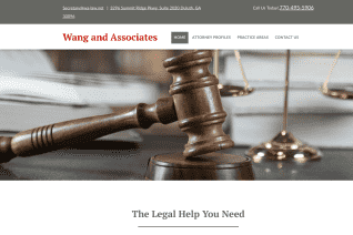 Wang And Associates reviews and complaints