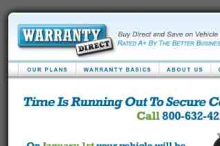 Warranty Direct reviews and complaints