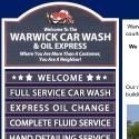 Warwick Car Wash Oil Express