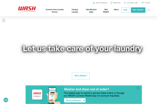 Wash Multifamily Laundry Systems reviews and complaints