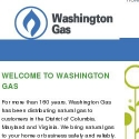 Washington Gas reviews and complaints