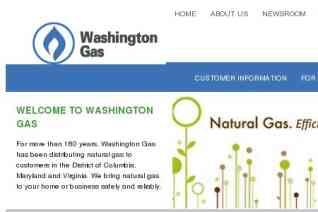 Washington Gas reviews and complaints