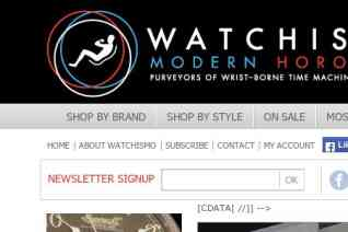 Watchismo reviews and complaints