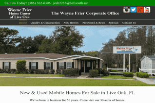 Wayne Frier Homes reviews and complaints