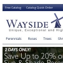Wayside Gardens reviews and complaints