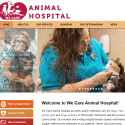 We Care Animal Hospital reviews and complaints
