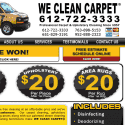 We Clean Carpet of Minneapolis