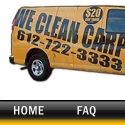We Clean Carpets