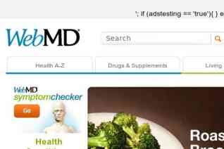 WEB MD reviews and complaints