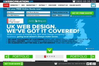 WebCreationUK reviews and complaints