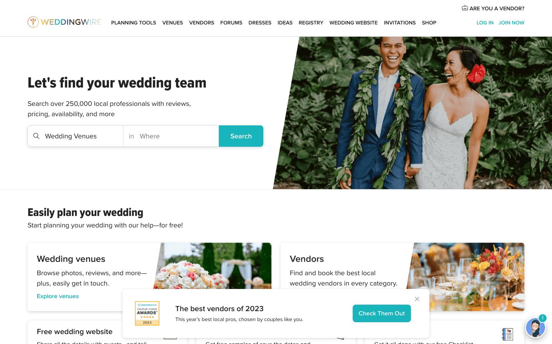 Weddingwire reviews and complaints
