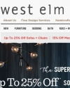 West Elm reviews and complaints