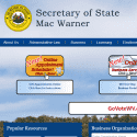 West Virginia Secretary Of State reviews and complaints
