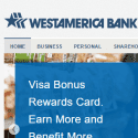 Westamerica Bank reviews and complaints