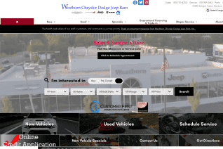 Westborn Chrysler Dodge Jeep Ram reviews and complaints