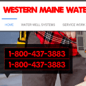 Western Maine Water reviews and complaints