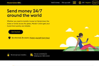 Western Union reviews and complaints
