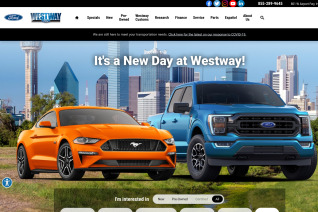 Westway Ford reviews and complaints