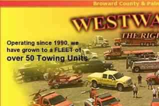Westway Towing reviews and complaints
