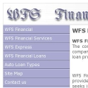 Wfs Financial reviews and complaints