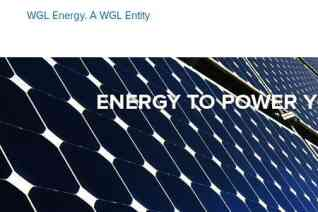 WGL Energy reviews and complaints