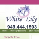 White Lily Florist reviews and complaints