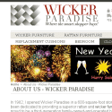 Wicker Paradise reviews and complaints