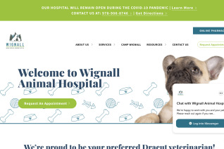 Wignall Animal Hospital reviews and complaints