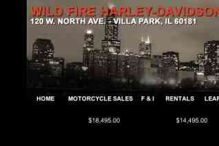 Wildfire Harley Davidson reviews and complaints