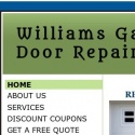 Williams Garage Door Repairs