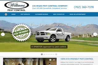 Williams Pest Control reviews and complaints