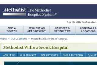 Willowbrook Methodist Hospital reviews and complaints
