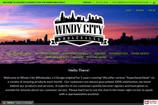 Windy City Wholesaler reviews and complaints