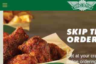 Wingstop reviews and complaints
