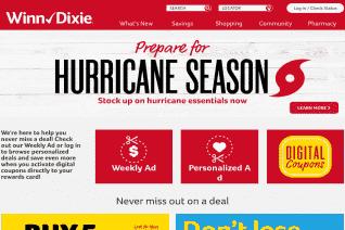 Winn Dixie Stores reviews and complaints