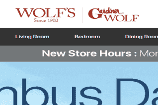 Wolf Furniture reviews and complaints