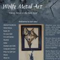 WOLFE METAL ART