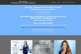 Woman of Achievement reviews and complaints