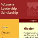 Womans Leadership program