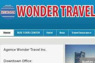 Wonder Travel reviews and complaints