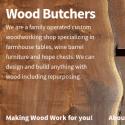 Wood Butchers
