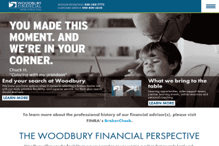 Woodbury Financial reviews and complaints